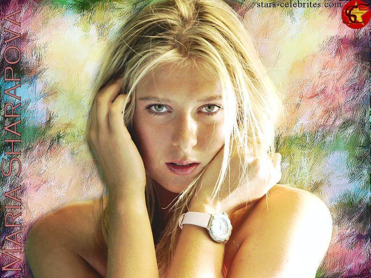 Maria Sharapova Hot Maria Sharapova HD Wallpaper
