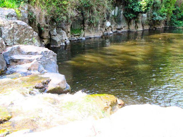 Hanging Rock Falls - Nimbin