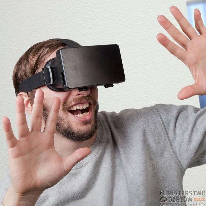 Okulary Wirtualnej Rzeczywistości. Poczuj klimat Oculusa, za ułamek jego ceny!