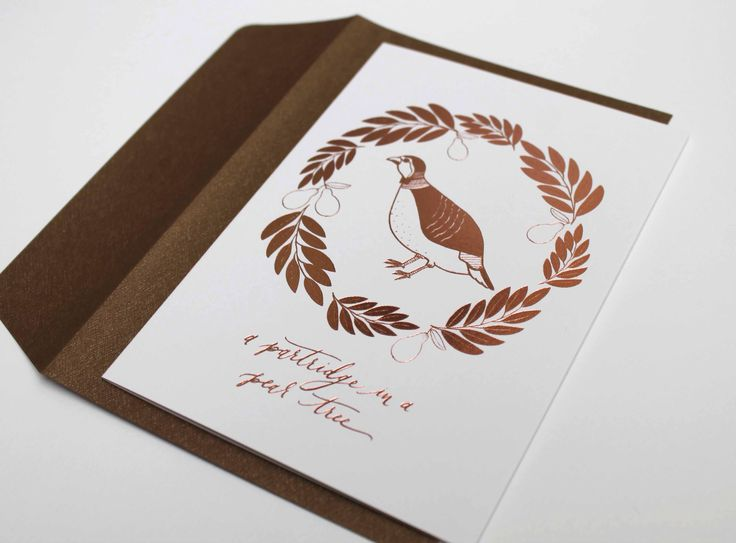 39 best Luxury Christmas Cards & Stationery images on Pinterest ...
