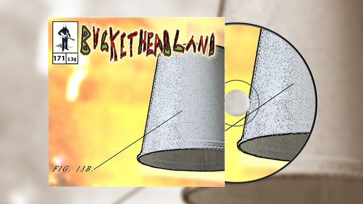 Buckethead - Pike 171 - A Ghost Took My Homework