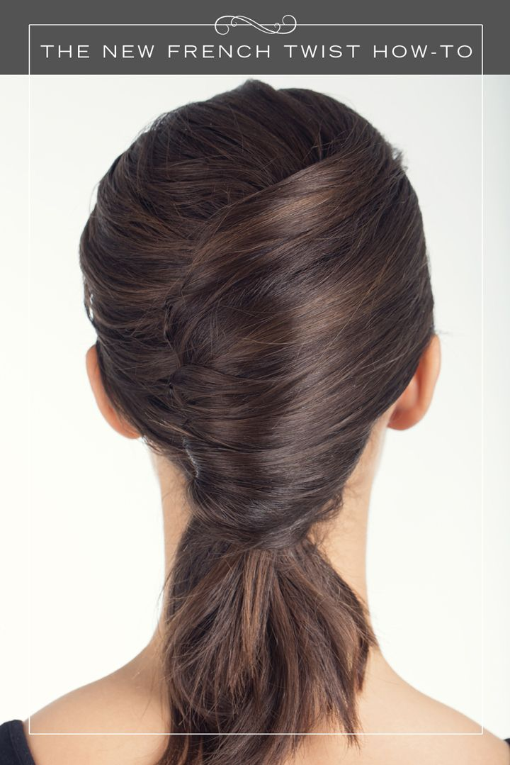 French Hairstyles For Long Hair: Best 25+ French Twists Ideas On Pinterest