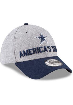 2018 NFL Draft official Dallas Cowboys New Era Cap hat.  da42f6fa3