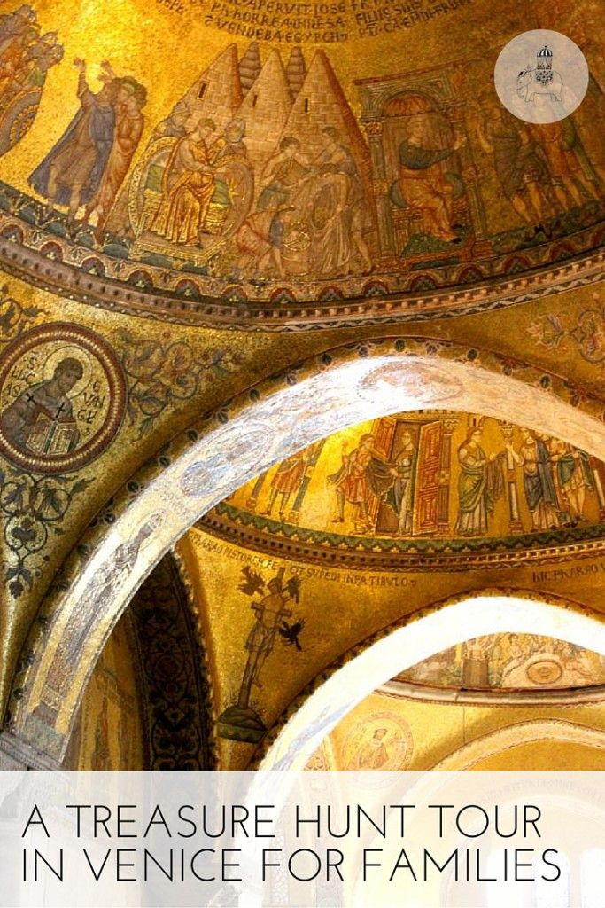 LivItaly's Tours with Kids: A Treasure Hunt Around Venice
