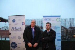Carlos Lopez Jimeno Inaugura el Proyecto Piloto de Rehabilitación Energética Integral promovido por la Asociación Nacional de Empresas de Rehabilitación y Reforma ANERR . Feb 2013