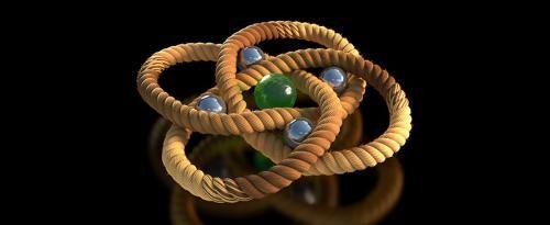 Tecnologia: Il #nodo #molecolare più piccolo al mondo (link: http://ift.tt/2irsLWN )