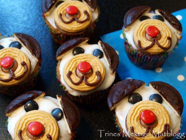 Bamsemuffins