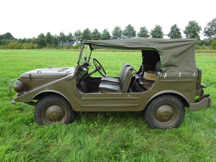 4x4 For Sale >> Auto Union - DKW - Munga 4 4x4 Tweetakt - 1959   DKW Munga 4   Pinterest   4x4, Suv 4x4 and Vehicle
