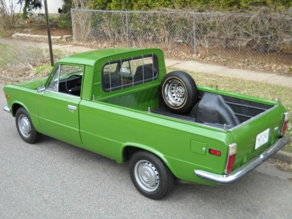 1976 Polski Fiat 125P