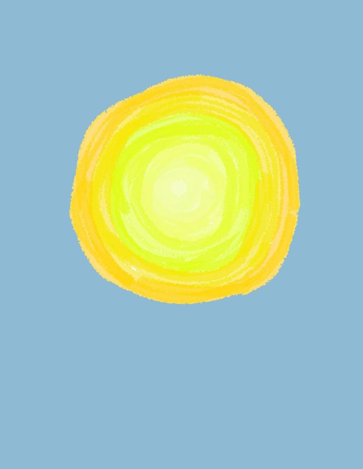 Art - The Sun