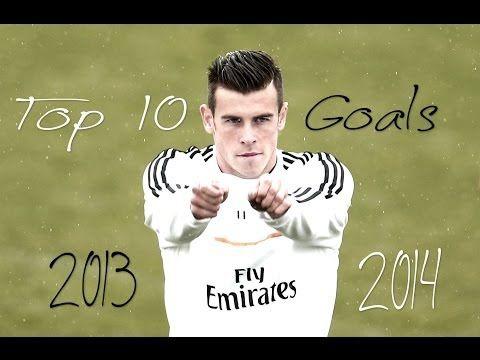 Gareth Bale ◄Top 10 Goals► 2013/14 Video By Teo CRi - YouTube