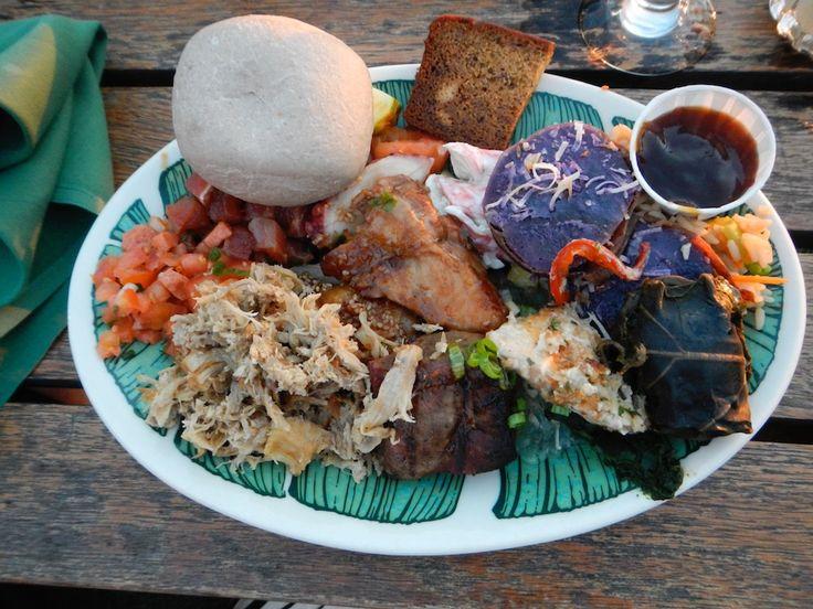 La nourriture à Hawaï est synonyme de fraîcheur et de couleurs! Voici les restaurants que je désire vous partager et les aliments que j'ai découverts. Mes restaurants préférés Sur l'île de Kauaï, j'ai bien aimé...