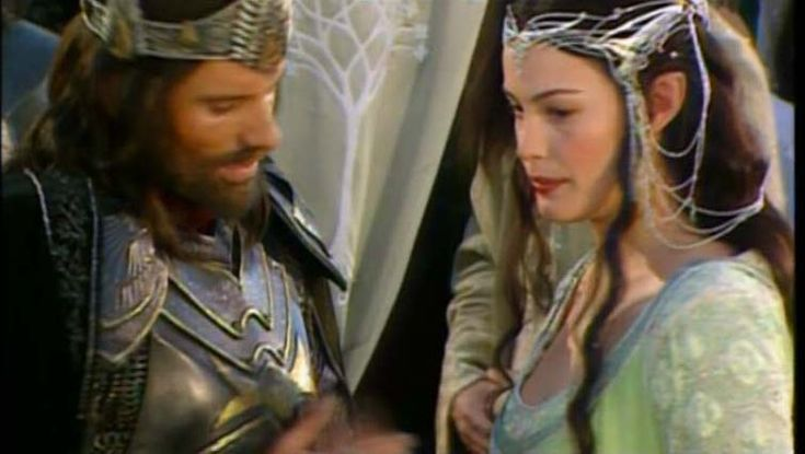 Agree, aragorn and arwen wedding magnificent phrase