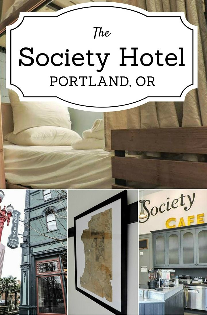 Portland, Oregon's newest hip and historical hotel situated in Old - Town / Chinatown.