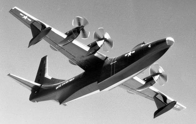 aerosngcanela: Hidroavião Convair R3Y Tradewind