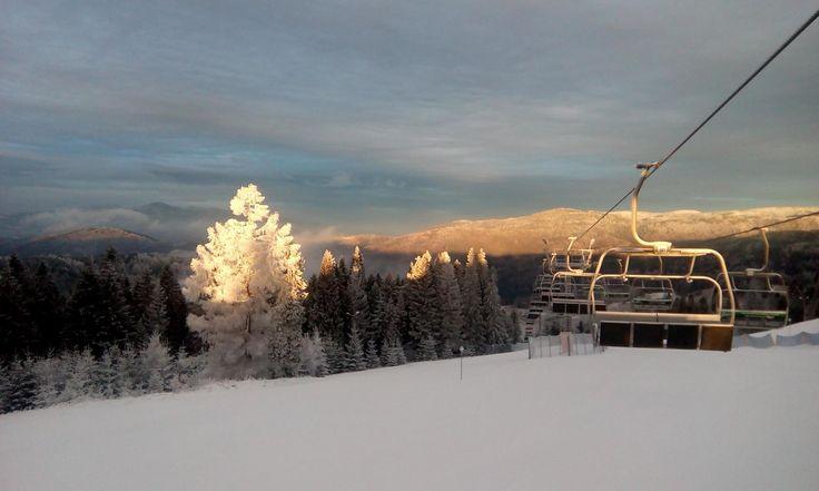 Stacja narciarska Dwie Doliny. http://www.hotelklimek.pl/turystyka/zima    Dwie Doliny Ski Station. http://www.hotelklimek.pl/en/tourism/winter #sport #winter #snow #skislopes #tourism #wintersports #śnieg #narty #narciarstwo #stoknarciarski #stoki