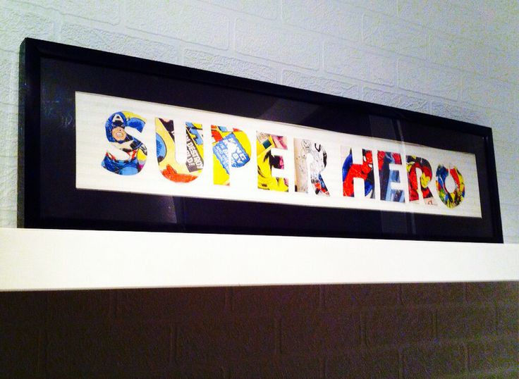 Marvel Superhero Picture. Superhero PicturesDecoupage FurnitureMarvel