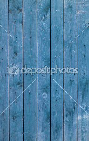синий деревянные доски, текстуры, фон, подробно — Стоковое изображение #4547237
