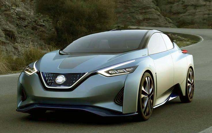 2018 Nissan Leaf overview