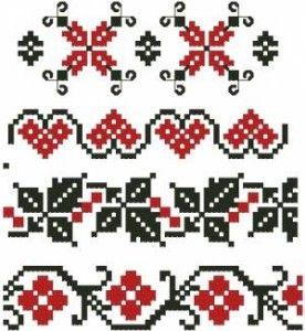 уроки вышивки украинской сорочки - Поиск в Google