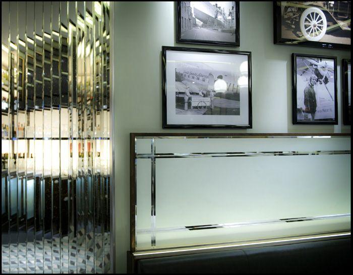 Design Oriel Restaurant Afroditi Krassa London 07 By