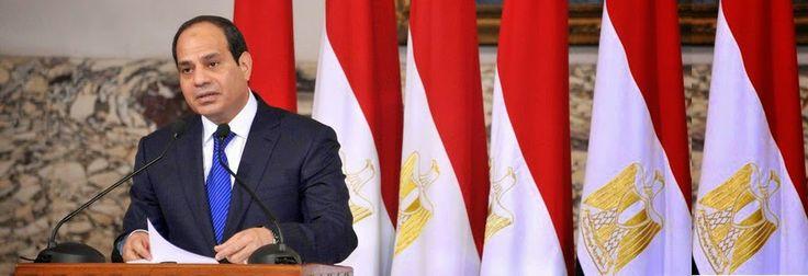 Egypt's President: Abdel Fattah al-Sisi http://egitalloyd.blogspot.com/2014/06/egypts-president-abdel-fattah-al-sisi.html