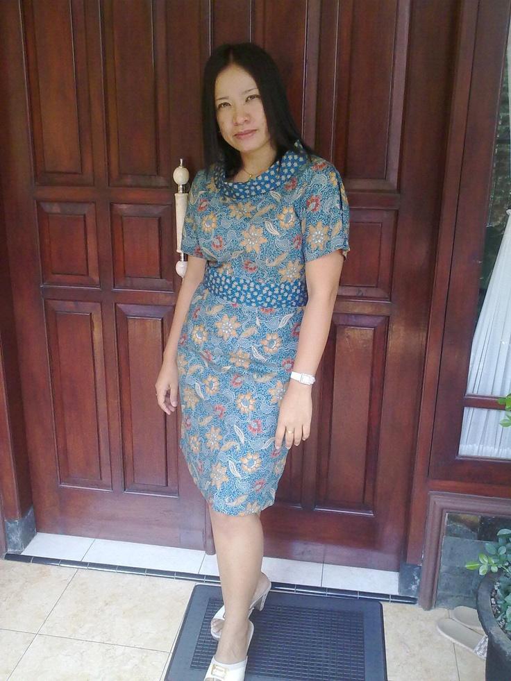 Makasih Batik Keris!  Foto oleh Ibu Pudyaningsih dari Malang. Terima kasih atas fotonya!