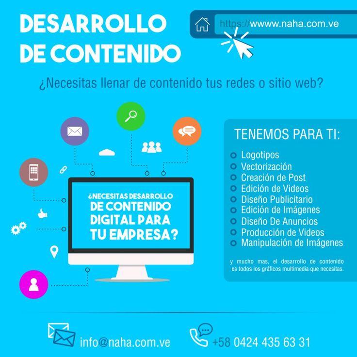 #Diseño #Grafico #Web #Manejo de #Redes #NAHA . Hola en @naha.com.ve tenemos estos servicios en Diseño y mas.. . Diseño Gráfico Manejo de Redes Diseño Paginas Web  Desarrollo de Contenido Publicidad Exterior e Impresión . Planes a tu medida en nuestro SITIO WEB . Ingresa: WWW.NAHA.COM.VE . #MARTES #venezuela #caracas #valencia #maracay #naguanagua #peru #panama #ecuador #chile #venezolana #hechoenvenezuela #prettygirl #sensual #instavenezuela #venezuelangirl #venezuelan #beautiful  #fashion…