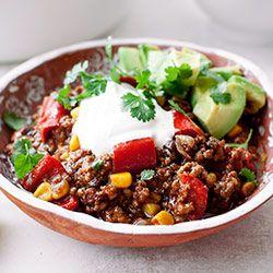 Chili con carne | Kwestia Smaku