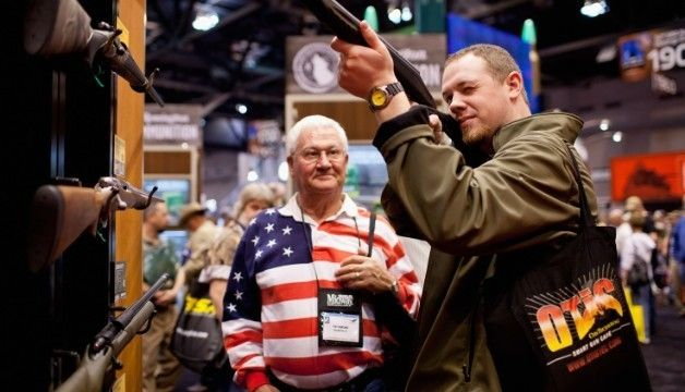 New York Enacts Strict New Gun Laws: NRA Membership In State Promptly Doubles