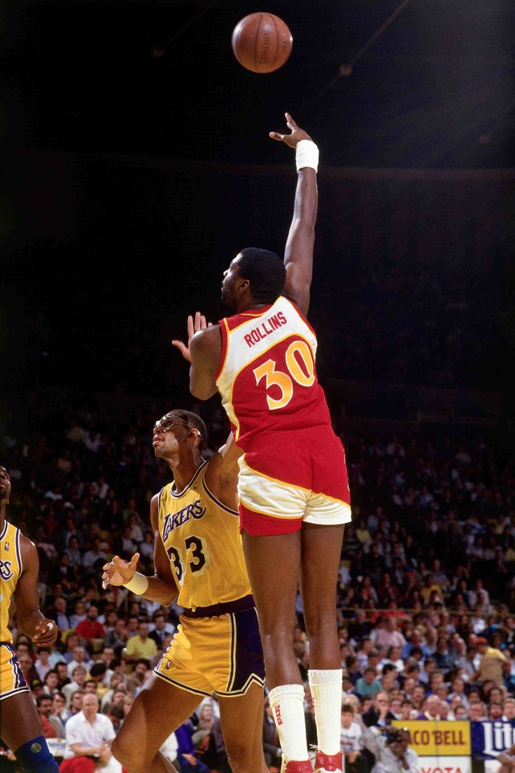 "Why was #NBA player Wayne ""Tree"" Rollins the first player to be suspended? Love the #NBA"