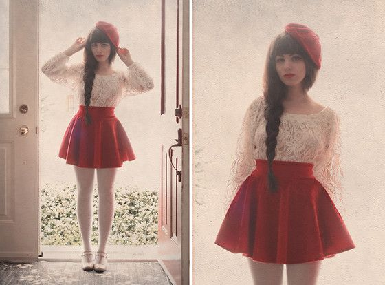 perfect outfit. PERFECT!: Outfits Fashion, Sweet, Style Inspiration, Christmas Outfit, Dress, Inspired Outfits, French, Hair