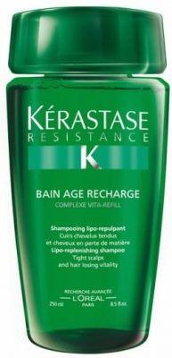 #Kerastase #Resistance #Bain #Age Recharge #Yaşlanma Karşıtı Dökülme Önleyici #Şampuanı 250 ml hakkında bilgilere bu sayfadan ulaşabilir, ayrıca ürünler içinse http://www.portakalrengi.com/kerastase bu sayfayı ziyaret ederek, sipariş verebilirsiniz.