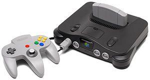 N64 w/ controller