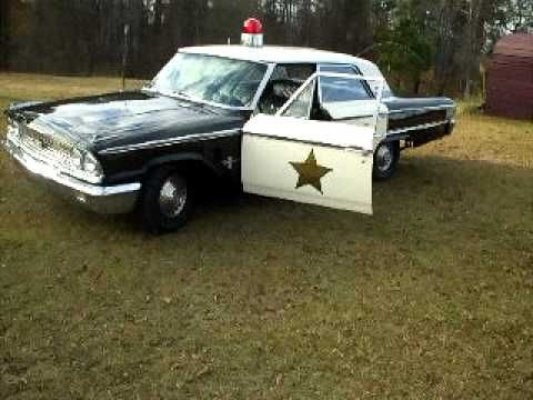 1963 galaxie 500 mayberry police car for sale (601) 677-2005 - YouTube & Best 25+ Police cars for sale ideas on Pinterest | Police vehicles ... markmcfarlin.com