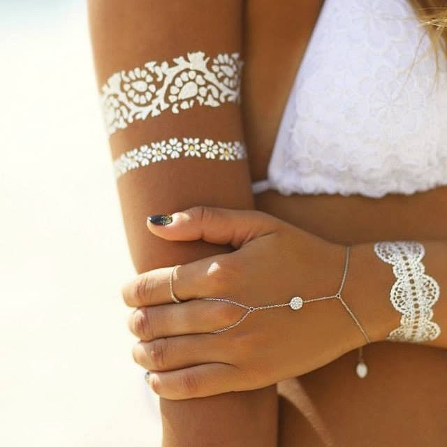 This is cool but if I tried it on my own pale skin, it would look like I had a rare skin disease.  :-/