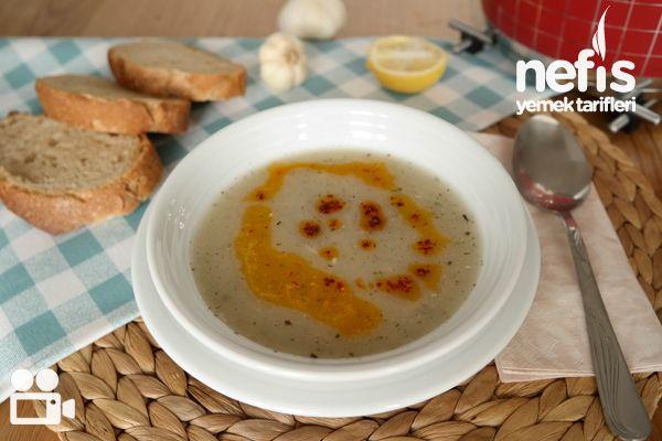 Şifa Niyetine Tavuk Çorbası Videolu Anlatımı - Nefis Yemek Tarifleri