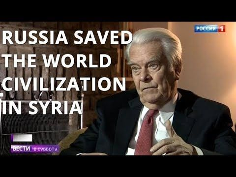 English Lord Owen On Russia: Putin Saved The World Civilization; Trump I...