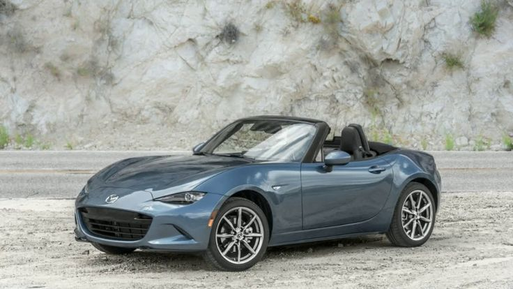 Come in and see why the #Mazda MX-5 #Miata won a Car and Driver's Editors' Choice Award for 2018.