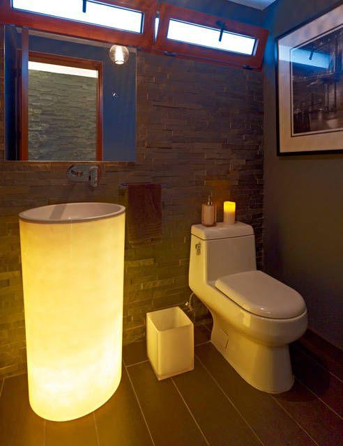107 melhores imagens sobre banheiros e lavabos bathroom - Interiorismo banos modernos ...