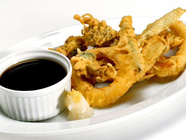 Tempura på bläckfisk (kock recept.nu)