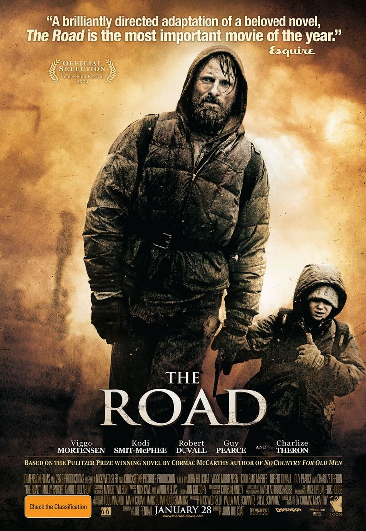Best Scary Movies for Friday the 13th:   The Road (2009)
