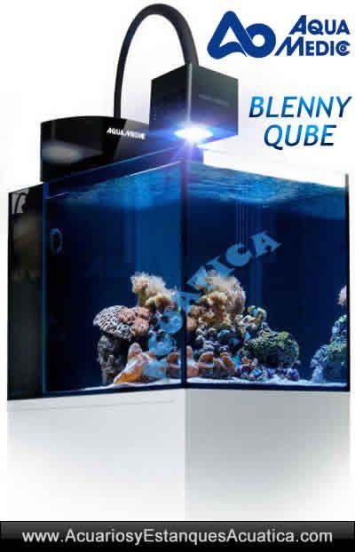 ** ENVIO GRATIS! 665.50€ ** KIT NANO ACUARIO MARINO AQUA-MEDIC BLENNY QUBE http://acuariosyestanquesacuatica.com/acuarios-de-agua-salada-marinos/851-kit-nano-acuario-marino-aqua-medic-blenny-qube.html