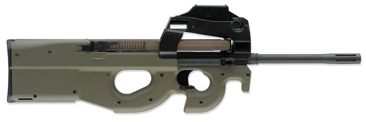 Another excellent rifle choice would be the FN PS90 in 5.7X28. While ammo and magazines would be harder to locate, the negligible recoil would be a big asset.