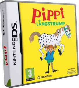 Pippi Longstocking Nintendo DS 3DS games