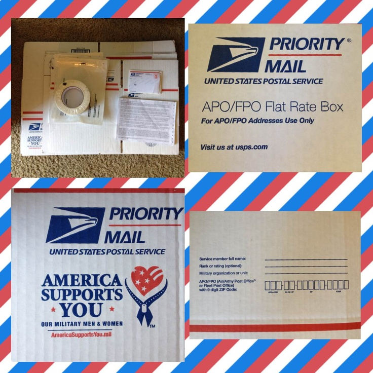 Printing Postage for APO/FPO Mail. The most economical way to print postage for military mail is to use loadingbassqz.cf's Packages window. You can use the shipping labels on packages, flats and large envelopes of all sorts.