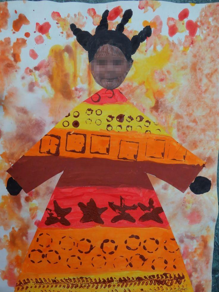 La maternelle de Luciole: afrique
