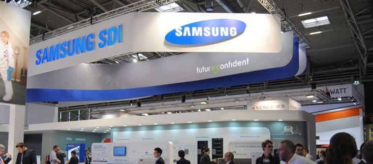 Samsung SDI инвестирует в безопасность аккумуляторов $128 млн