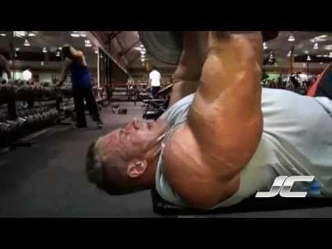 Triceps Workout & Arka Kol Programı Hareketler