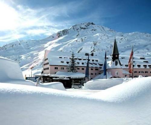 Arlberg Hospiz Hotel, St. Christoph, Austria